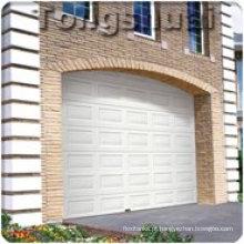 porta secional da garagem