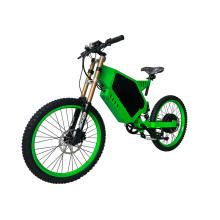 Vélo tout-terrain électrique à batterie au lithium personnalisé