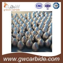 Alta qualidade do bit de botão de carboneto de tungstênio