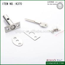 Cerradura guangzhou del hardware del furnitur para la puerta de aluminio