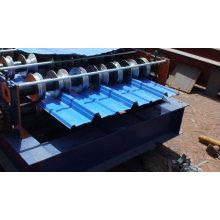 Máquina formadora de telha trapézio