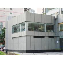 25mm Aluminium Wabenplatten Vorhang Wandverkleidungen Panels