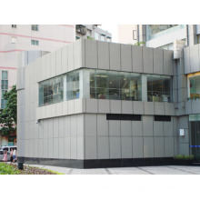 25мм Алюминиевые панели сотовых панелей для навесных панелей