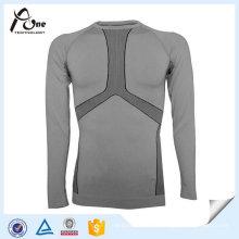 Мужская одежда из полиэстера Elastane Спортивная одежда Long Johns