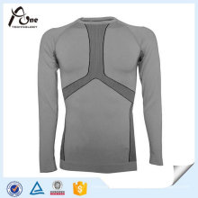 Nylon-Polyester-Sport-nahtlose thermische warme Unterwäsche für Mann