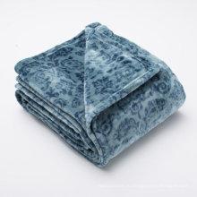 Сверхмягкое флисовое одеяло из ультра-бархатного плюша