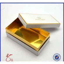 Caja de caramelo del caramelo de la caja del caramelo del corte del laser para la decoración de la boda