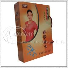 Caja de papel de la ropa (KG-PX012)