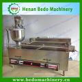 fritadeira de rosca / donut que faz a máquina / automática máquina de fazer donuts