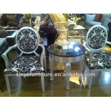 Деревянный стул и подставки для подлокотников XYD132