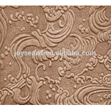 1220*2440*3.2mm embossed hardboard door panel decorative hardboard