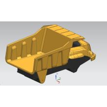 Precio competitivo Dumper Toy Car Mold