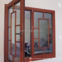 Aluminum Composite Wood Casement Windows for high end house