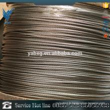 Fil de fer doux en acier inoxydable et de haute qualité