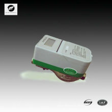medidor de agua prepago de 25 mm con tarjeta de RF para el área de residencia, cocina
