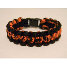 best seller plastic buckle paracord bracelet