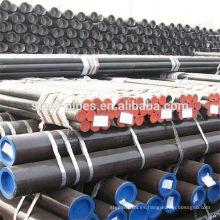 2014 venta caliente Tubo de acero sin costura de precisión mecánica