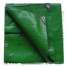 Fire retardant high density canvas polyester tarps for cover