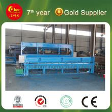 Sistema hidráulico de 4-6 M de máquina dobra