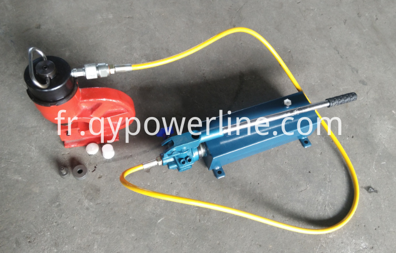 Hydraulic Puncher with Hydraulic Pump