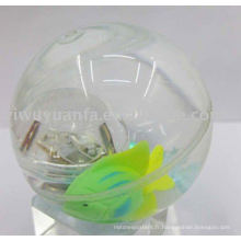 Hi Led Water Bouncing Ball (poisson flottant à l'intérieur)