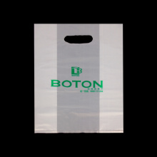 Die Cut Handle Custom Logo Printing Bag