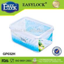 watertight пластичные пищевыми продуктами хранитель
