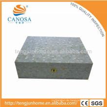 Chinesische Süßwasser Schale Karton Zigarre Box für Großhandel
