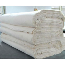 Combed White cotton fabric for bedding set from alibaba china