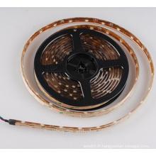 SMD2835 blanc chaud LED bande décorative lumineuse
