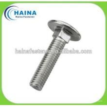 DIN603 Schrauben aus rostfreiem Stahl