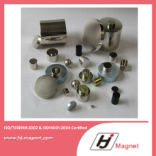 High Power Strong N35-52 Neodymium Magnet with High Quality Manufactured for Motor