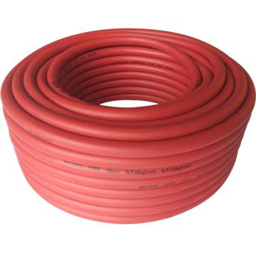 PVC Red Green Welding Hose Pipe