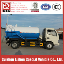 5000L Sewage Suction Truck for Sale Dongfeng 4*2