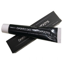 Best Customized Charcoal Toothpaste Teeth Whitening On The Oral Hygiene With Wholesale Price