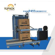Yupack Nova Condição Automatic Horizontal Strapping Machine para palete