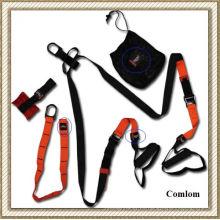 2013 Body Building Bandas Suspensas, Entrenador de Entrenamiento Corporal, Sistema de Entrenamiento (CL-FA-TP4)