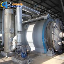 Plastic into Diesel Pyrolysis Incinerator