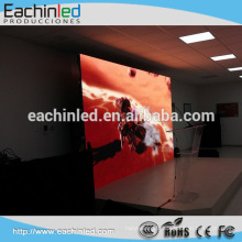 Bonne vision vidéo système d'affichage P3 led mur vidéo couleur intérieure led prix de mur