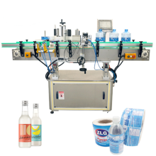 automatic labeling machine for round bottles