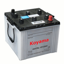 Super Power Car Battery for Car Truck Starting 12V 125ah
