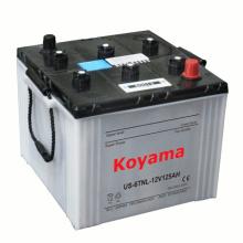 Bateria de carro super do poder para o caminhão do carro que começa 12V 125ah