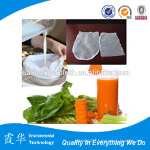 Round bottom nylon nut milk bag