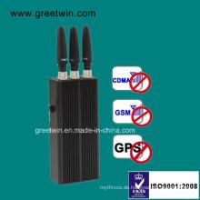 Mini Jammer / GSM Jammer / Handheld Jammer / Gefängnis Jammer (GW-JN2)