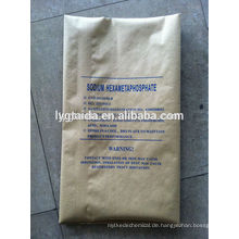 Natriumhexametaphosphat (Wasserrückhalt in der Lebensmittelindustrie)