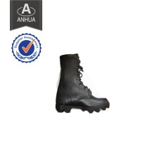 Military Tactical Army Boots with Genuine Leather