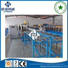 Puerta metálica de obturación de metal que estampa formando la máquina