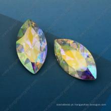 Contas de jóias de cristal Ab Natteve