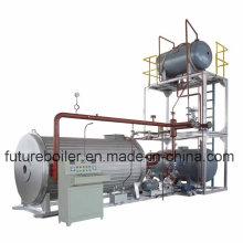Chaudière à huile thermique de type intégral