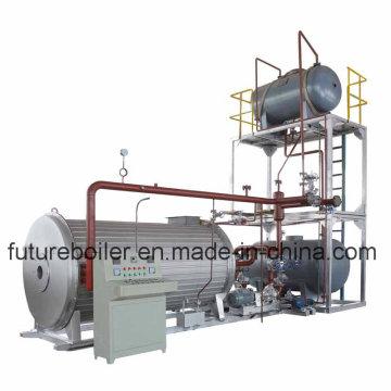 Integral Type Thermal Oil Boiler